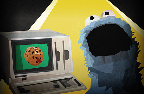 cookiemonster by Surian Soosay - flickr